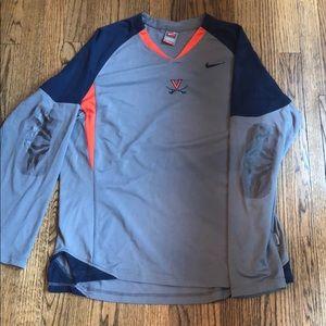 UVA Basketball shirt, authentic team gear